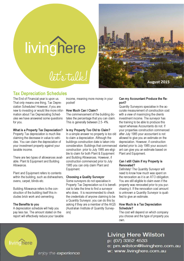 newsletter August 2015 p1